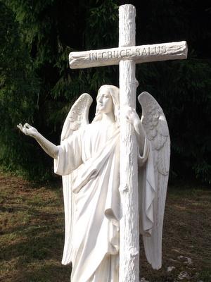 Im Kreuz das Heil