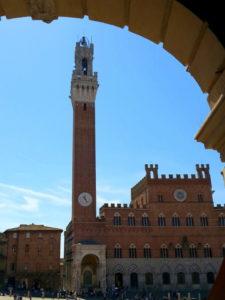 Siena Torre di Mangia