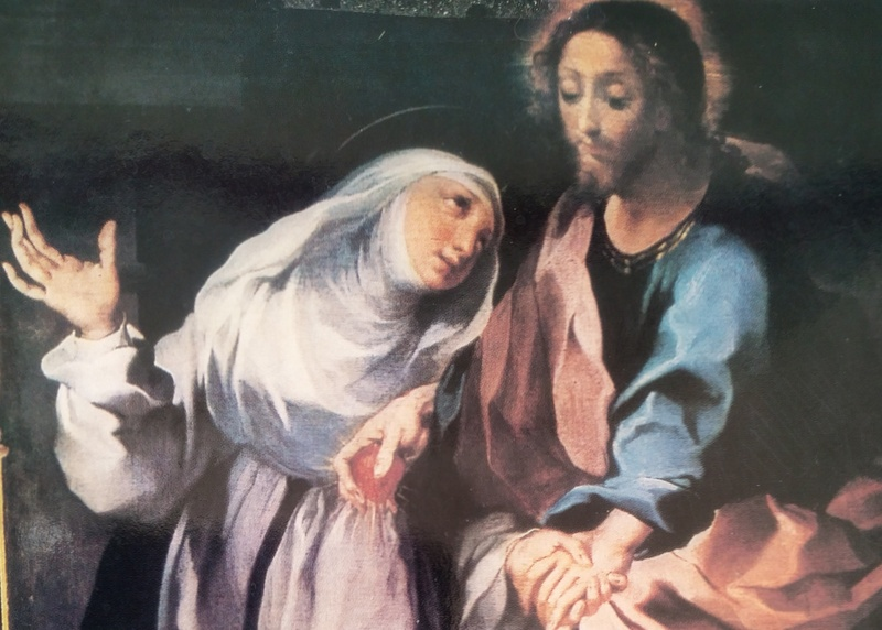Der Herzenstausch von Caterina di Siena