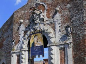 Siena Porta Camollia