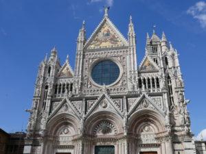 Dom Siena Fassade