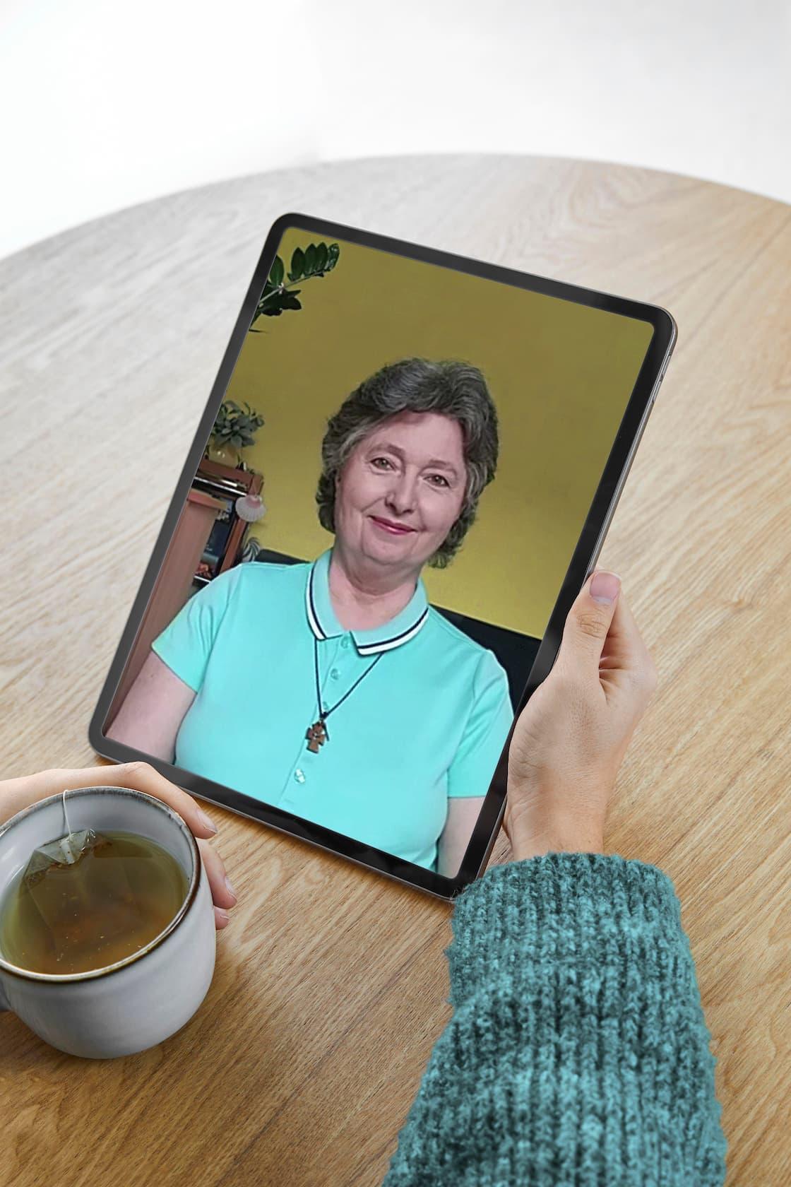 Christliche Onlinetherapie bei Gabriele Sych